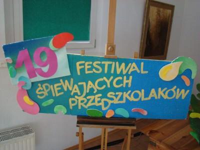 XIX Festiwal Śpiewających Przedszkolaków – Eliminacje 05.04.2016