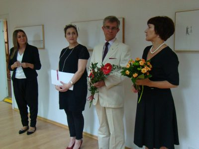 Wystawa malarstwa prof. Katarzyny Kujawskiej-Murphy