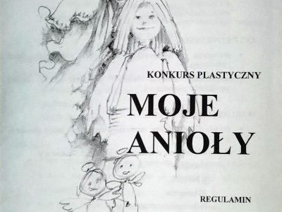 """IV Ogólnopolski Konkurs Plastyczny """"Moje Anioły"""""""