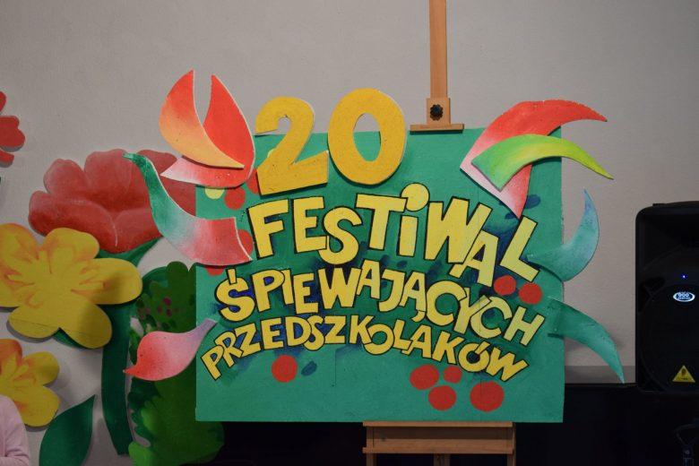 Eliminacje do 20-tego Festiwalu Śpiewających Przedszkolaków