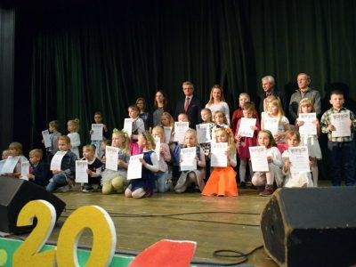 Finał XX Festiwalu Śpiewających Przedszkolaków