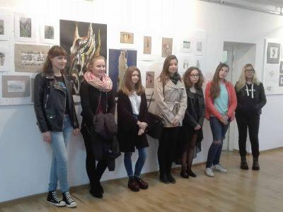 25 września 2017 – wystawa prac naszej zdolnej młodzieży!