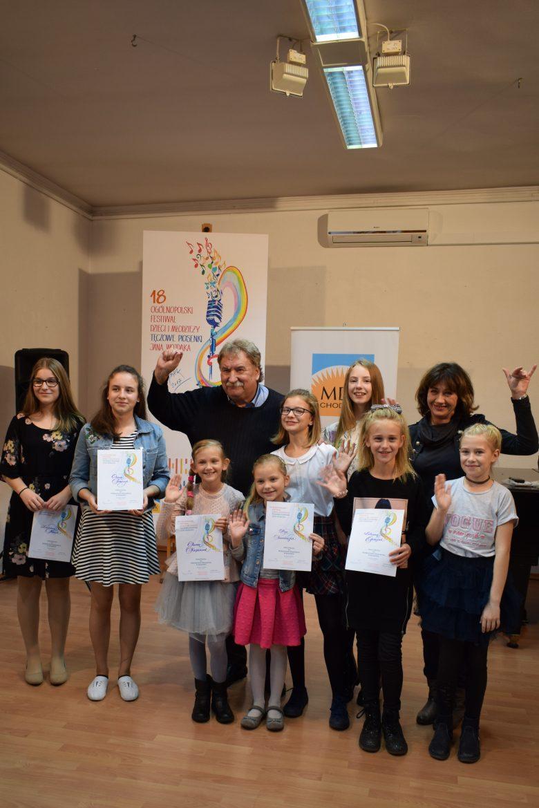 Kolejne osiągnięcia solistek Studia Piosenki MDK!