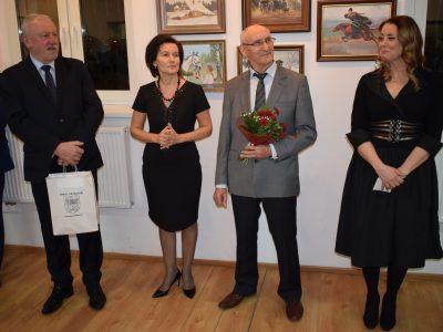 Wystawa prac Mariana Kaczmarka