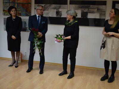 Wystawa Absolwentów MDK.