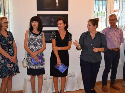Wystawa inaugurująca III Międzynarodowy Intermedialny Plener Sypniewo 2018 NATURA FORMY – FORMA NATURY