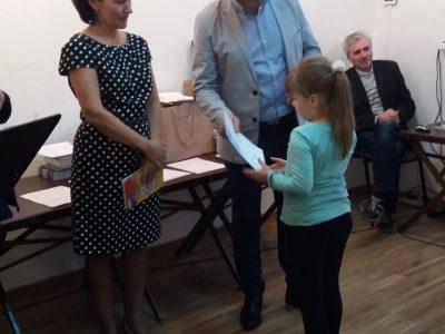 """Uroczyste podsumowanie VI Ogólnopolskiego Konkursu Plastycznego """"Moje Anioły"""""""