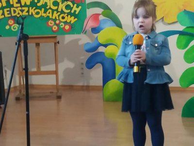 Eliminacje do XXII Festiwalu Śpiewających Przedszkolaków