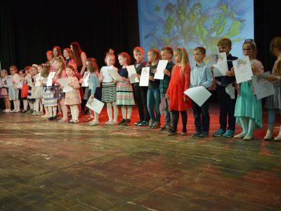 Finał XXII Festiwalu Śpiewających Przedszkolaków